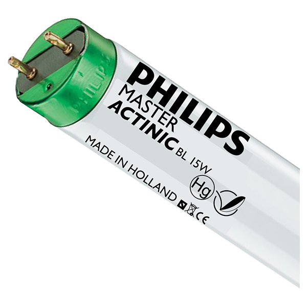 Philips Actinic BL TL-D 15W-10